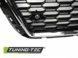 Maska Sport chrom černá Audi A3 (8V) 17- TUNINGTEC