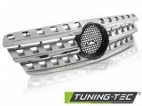 Maska Sport chrom silver Mercedes W163 98/05 TUNINGTEC