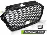Maska Sport lesklá černá Audi A3 (8V) 17-