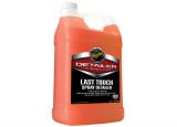 Meguiar's Last Touch Spray Detailer - detailer pro odstranění lehkých nečistot, lubrikaci laku a posílení lesku, 3,78 l