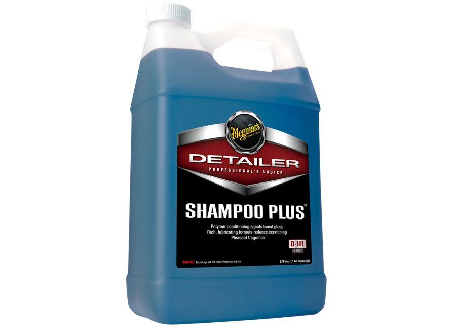 Meguiar's Shampoo Plus 3,78 l - špičkový profesionální autošampon Meguiars