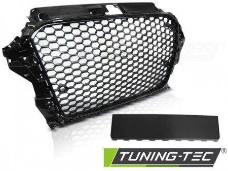 Maska Sport lesklá černá Audi A3 (8V) 12/16 TUNINGTEC