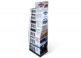 Meguiar's Mirror Bright - originální prezentační stojan naplněný produkty z řady Mirror Bright
