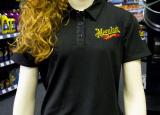 Meguiar's - originální dámské tričko s límečkem, Velikost: M