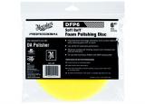"""Meguiar's Soft Buff Foam Polishing Disc 6"""" - lešticí kotouč pro DA leštičku (střední), 6palcový"""