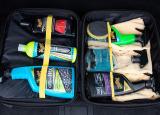 Meguiar's Soft Shell Car Care Case - luxusní taška na autokosmetiku, 39 cm x 31 cm x 18 cm Meguiars