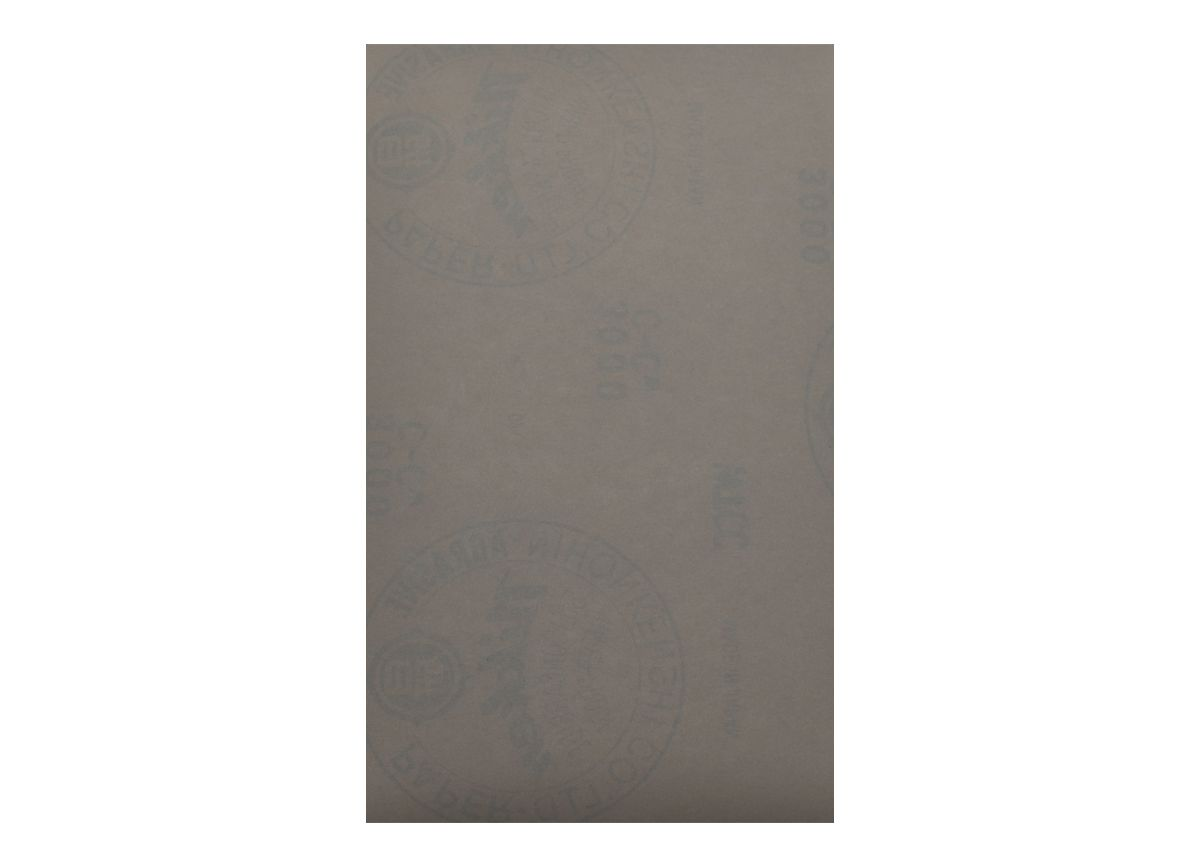 Meguiar's Unigrit Finishing Paper - unikátní brusné papíry pro ruční broušení laku, různé zrnitosti a balení, Balení: 1 ks, Zrnitost: 2500 Meguiars