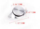 Záslepka na odstranění vířivých klapek v sání (Runner Flap Delete kit) pro BMW M47 / M57 / M57N - 22mm ProRacing
