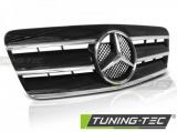 Maska Sport černá-chrom Mercedes CLK W208 96-02
