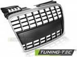 Mřížka Sport černá-chrom Audi A4 B7 04/08