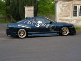 Kryty prahů NISSAN SKYLINE R33 GTS