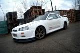 Přední blatníky NISSAN SKYLINE R34 GTT - GTR Look