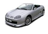 Přední spoiler nárazníku MG TF 2002-2005