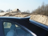Střešní křídlo NISSAN SKYLINE R33 GTS / GTR