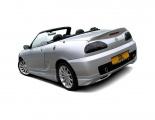 Zadní nárazník MG TF 2002-2005