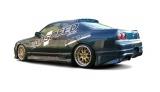 Zadní nárazník NISSAN SKYLINE R33 GTS