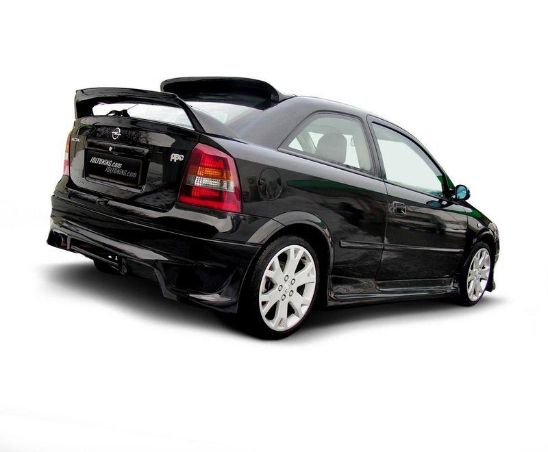 Maxtondesign Zadní nárazník OPEL ASTRA G 3/5dv. hatchback