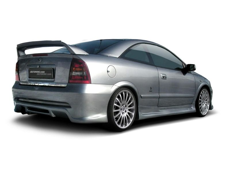 Zadní nárazník OPEL ASTRA G coupe/cabrio Maxtondesign