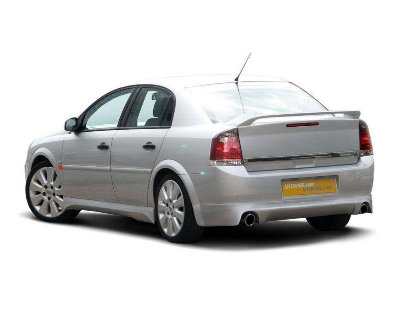 Maxtondesign Zadní nárazník OPEL VECTRA C sedan před faceliftem - EXTENSION
