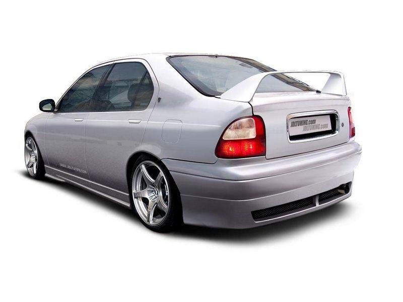 Maxtondesign Zadní nárazník ROVER 400 hatchback - EXTENSION