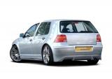 Zadní difuzor nárazníku VW Golf IV 1997 - 2003