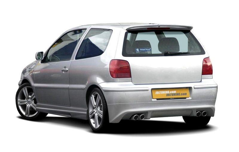 Maxtondesign Zadní nárazník VW POLO 6N2 - EXTENSION