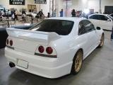 Zadní spoiler NISSAN SKYLINE R33 GTS / GTR - GTR REPLICA