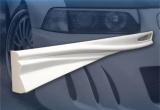 Kryty prahů AUDI A4 B5 - ELI II
