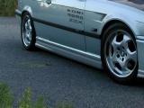 Kryty prahů BMW E30 - MAFIA