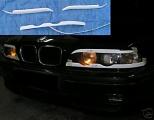 Mračítka světel BMW E39
