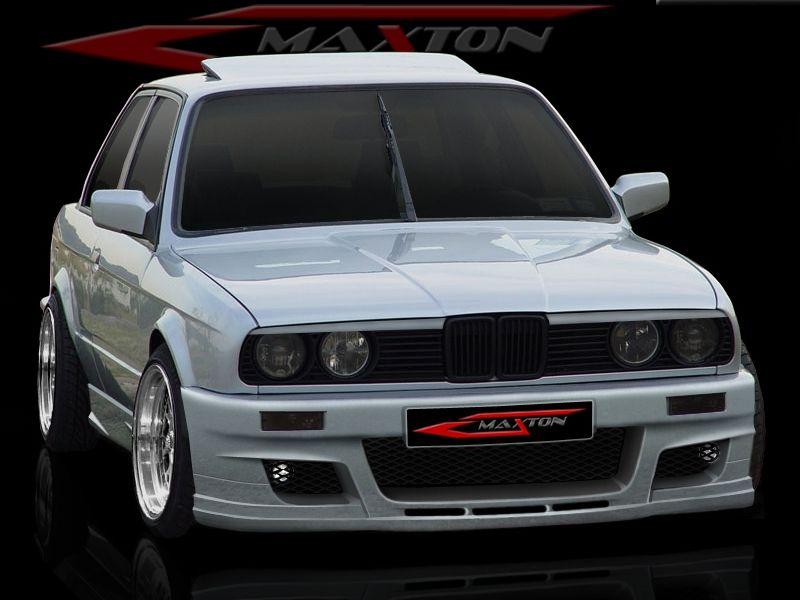 Maxtondesign Přední nárazník BMW E30 - MAFIA