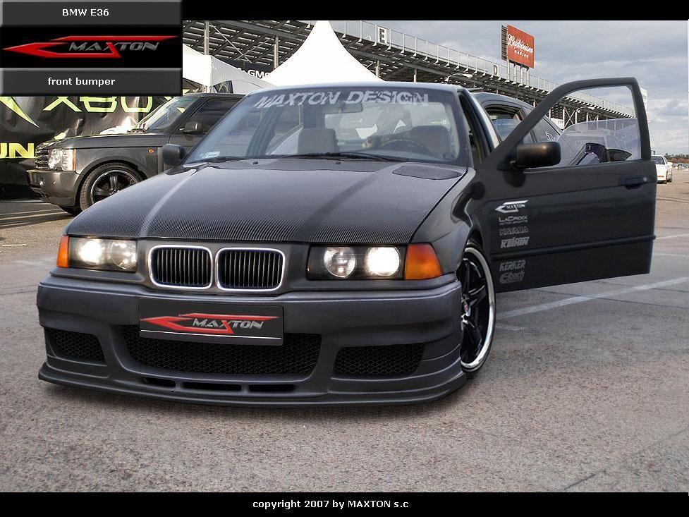 Maxtondesign Přední nárazník BMW E36 - M.A.F.I.A.