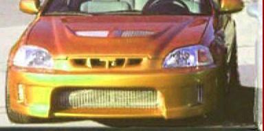 Maxtondesign Přední nárazník HONDA CIVIC VI před faceliftem