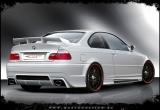 Zadní nárazník BMW E46 coupe/cabrio - GENERATION V