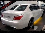 Zadní nárazník BMW 5 E60 Saloon version 2003 - 2010