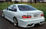 Zadní nárazník Honda Civic mk5 Coupe & Saloon Versions 1991 - 1995