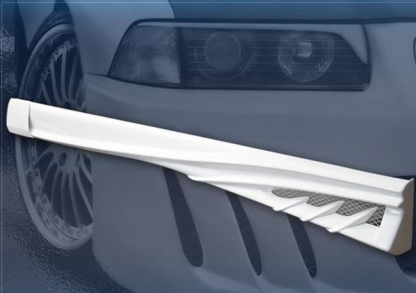 Maxtondesign Kryty prahů MERCEDES W202 - NEW RADICAL
