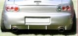 Zadní nárazník Mazda MX-5 Standard Facelift Version 2001-2005 Mazda MX-5 Standard Version 1998-2001