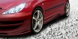 Kryty prahů Peugeot 307 all versions 2001 - 2008