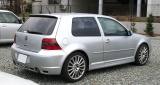 Kryty prahů VW Golf IV 3 Door standard version 1997-2003