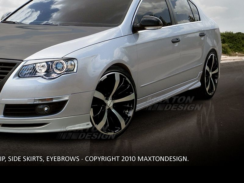 Maxtondesign Kryty prahů VW PASSAT B6 3C