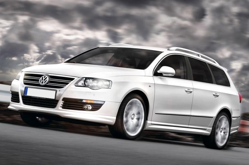 Maxtondesign Kryty prahů VW PASSAT B6 - R-LINE LOOK
