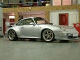 Lemy blatníků PORSCHE 911 TURBO SERIES 993