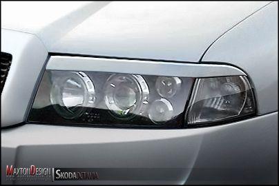Mračítka světel ŠKODA OCTAVIA 1 po faceliftu 00-04