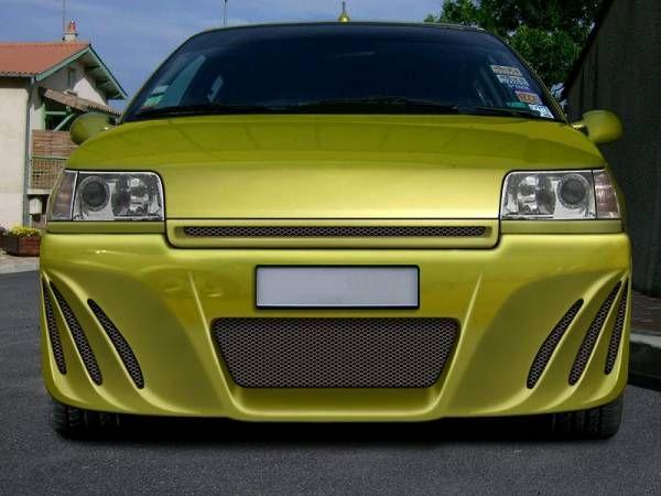 Maxtondesign Přední nárazník RENAULT CLIO I typ 1,2 - SHARK