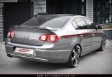 Zadní spoiler nárazníku VW PASSAT 3C - GP SPORT (pro nárazník EXTENSION)