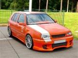 Přední nárazník VW GOLF III - RADICAL