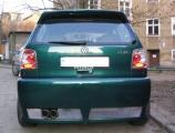 Zadní nárazník VW POLO III před faceliftem