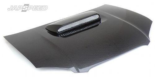 Karbonová kapota Japspeed Subaru Impreza (03-05)