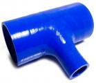 Silikonová hadice HPP - T spojka 76mm - 25mm